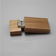 Customized Wood USB Flash Drives 2.0 3.0  Photography Wedding Exclusive Gift