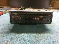 Vintage/Classic SONY CDX-4270R  car stereo headunit (CD Player/radio)