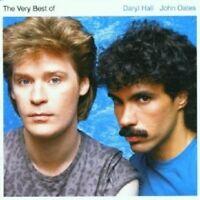 DARYL HALL & JOHN OATES - THE VERY BEST OF  CD 18 TRACKS HITS COMPILATION NEU