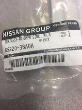 12 13 14 15 16 17 18 19 Nissan Versa RH rear bumper cover stay mount 85220-3BA0A
