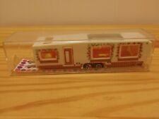 Majorette Caravan - No 370 - With Case