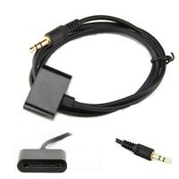 AUX Connector 3.5mm Male to Female for iPod iPhone 4 4gs iPad Dock Cable leader