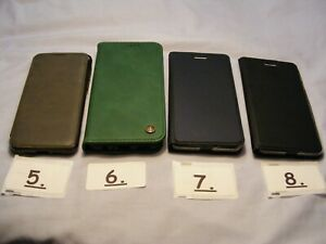 Assorted Used Mobile Phone Cases, Choose Model from Drop Down Menu