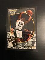 1992-93 Fleer Total D Alvin Robertson #11 Milwaukee Bucs