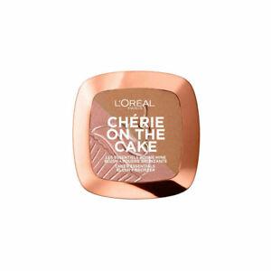 Chérie On The Cake Blush + Poudre Bronzante 02 Cherry Crush L'Oréal