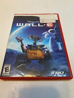 Wall-E Nintendo Video Game Wii Tested Working No Manual, Case And Disk Only