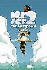 ICE AGE 2 MELTDOWN ~ SCRAT HOLDS NUT MOVIE POSTER