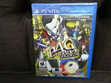 Persona 4 Golden (Sony PlayStation PS Vita, 2012) NEW!