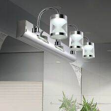 3*3W LED Acrylic Bathroom Front Mirror Lights Toilet Wall Mounted Lamps Lighting