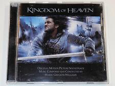 Harry Gregson-Williams KINGDOM OF HEAVEN Ridley Scott Soundtrack CD (VG+)