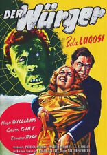 Bela Lugosi DER WÜRGER Limited Edition KINO SYNCHRONFASSUNG 1949  DVD Hartbox B