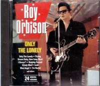Roy Orbison Only the lonely (compilation, 24 tracks) [CD]