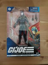 Hasbro 2020 G.I. Joe Classified Series COBRA COMMANDER 6? FIGURE - IN HAND!