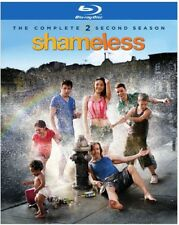 Shameless - Shameless: The Complete Second Season [New Blu-ray] UV/HD Digital Co