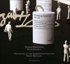 Mozart Concertos Pour Violon, New Music