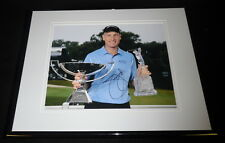 Jim Furyk Signed Framed 8x10 Photo