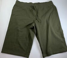 """Champion Athletic Shorts Mens XL 34"""" Army Green Casual Workout EUC  #2"""