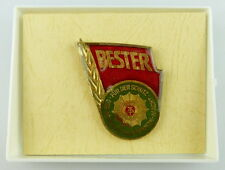 Bestenabzeichen: Bester Volkspolizei Stufe I vgl. Band I Nr. 396 e, Orden3164