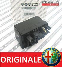 CENTRALINA RELE' CANDELETTE ORIGINALE ALFA ROMEO 147 156 159 166 GT MITO BRERA