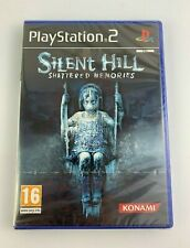 PS2 Silent Hill Shattered Memories, Dutch PAL, Brand New & Factory Sealed, Dent