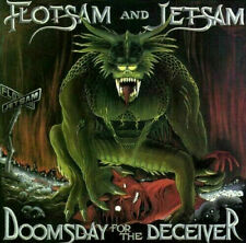 Flotsam and Jetsam - Doomsday for the Deceiver (USED CD)