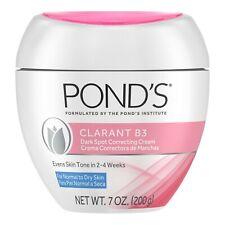Pond's Clarant B3 Anti-Dark Spot Moisturizer Normal to Dry Skin 7 oz