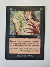 Duress X1 SIGNED BY ARTIST Lawrence Snelly Urza/'s saga   MTG