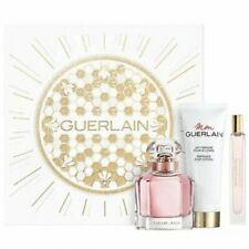 Mon Guerlain Womens Gift Set 1.6 EDP + 0.3 EDP + 2.5 Body Lotion NIB