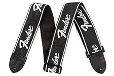 Genuine Fender Running Logo Guitar Strap