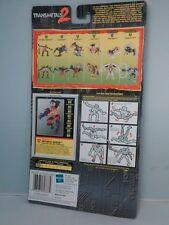 Transformers Beast Wars Transmetals 2 Optimus Minor Figure Bio Card Part Rare !!
