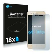 18x Savvies Screen Protector for Huawei Y3 II Ultra Clear