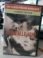 DVD Film ADDIO ALLE ARMI con GARY COOPER