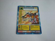 Carte Digimon Kimeramon !!!
