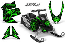 Ski-Doo Rev XP Decal Graphic Kit Sled Snowmobile Sticker Wrap 08-12 NIGHTWOLF G