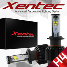 XENTEC LED HID Headlight kit 488W 48800LM H4 9003 6000K for 2006-2013 Isuzu NRR