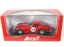 Ferrari 275 GTB/4 coupè N ° 38 1000 Km Paris 1966 (Vestey - Gaspar)
