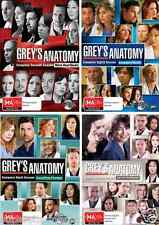 Grey's Anatomy SEASON 7, 8, 9 & 10 : NEW DVD