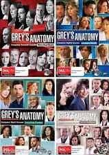 Grey's Anatomy SEASON 7, 8, 9 & 10 : NEW DVD