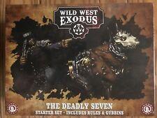 Wild West Exodus: The Deadly Seven Starter Set
