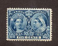 Canada - Unitrade# 54 MNH (sm marks on gum) / VF   -      Lot 0320662