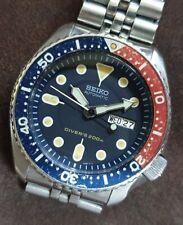 Seiko SKX009AK 7S26-0020 Diver's Watch