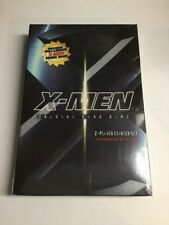 X-Men Trading Card Game 2-Player Starter Set With Comic Book NEW 2000 Marvel CCG