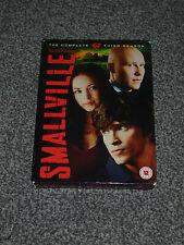 SMALLVILLE : THE COMPLETE THIRD SEASON ( 3 3rd ) DVD BOXSET (FREE UK P&P)