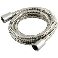 MX Universal Shower Hose 1m Hi-Flow - Replaces Aqualisa Mira Triton & Others NEW