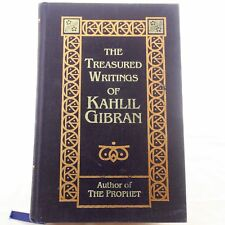 Treasured Writings of Kahlil Gibran • 1998 • FIRST EDITION (Barnes & Noble)