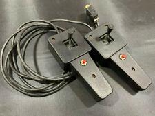 Dual Joysticks (Analogue) for Acorn BBC Micro Model B, Master etc.