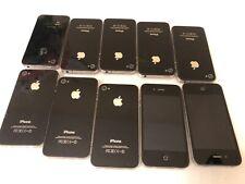 LOT OF USED Apple iPhone 4s - 16GB - Black (Unlocked) A1387 (CDMA + GSM) (CA)
