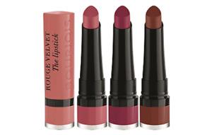 BOURJOIS Rouge Velvet The Lipstick Matte 2.4g - CHOOSE SHADE - NEW