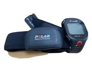 polar heart rate Watch and Strap