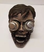 Zombie Head Salt And Pepper Shaker Holder Sick